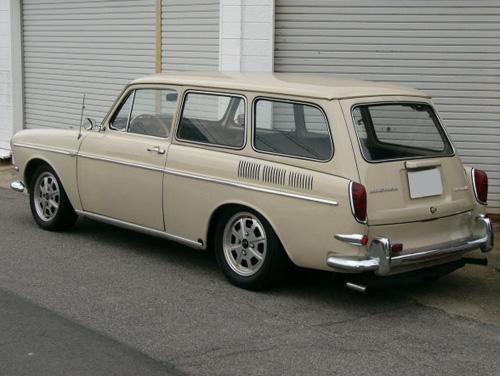 1969フォルクスワーゲン タイプ 3 バリアント【vw 販売・修理】